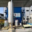 广东肇庆德通有限公司氧化水洗废水处理工程